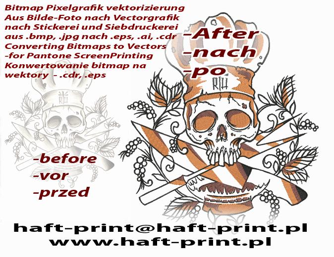 HAFT-PRINT STUDIO haft komuterowy :: Deutsch
